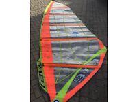 North sails - rave 5.3m windsurfing sail