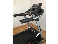 BH Fitness F6 Aero Folding Treadmill