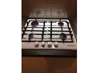 Hoover Gas Hob HGH64SCE W