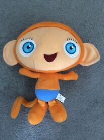 2x Waybaloo soft toys