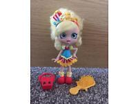 Shopkins Shoppies Popcorn Doll