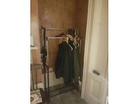 Clothes rack W 80cm x D 30cm x H 150cm