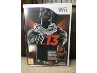 Wii u games W13