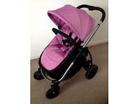 icandy Strawberry 2 Pushchair & Carrycot