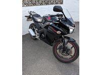 Honda CBR125r -LOW MILEAGE-