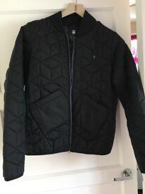 Women's g star raw jacket size large