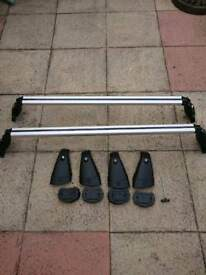 Roof bars vauxhall insignia