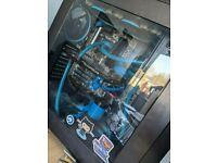 Watercooled Gaming PC i7 3770k, 16gb ram, gtx 980ti, no ssd/hdd.