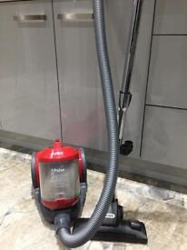 Vax Energise Pulse bagless cylinder hoover vacuum pet