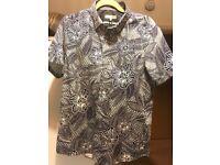 Ted Baker Short Sleeve Shirt (as new)