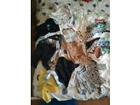 0-3 baby boy bundle of clothes