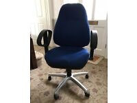 Office chair fully adjustable