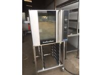 Blue seal E32D4 Turbofan Convection Oven With Stand Rack