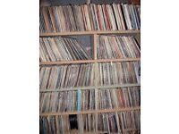 Massive Record Collection For Sale