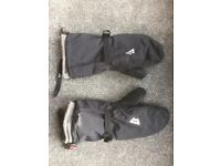 Gloves - Mountain Equipment Pro Shell Gore-Tex Mitts with liners