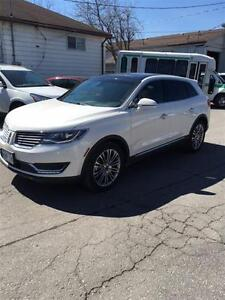 2016 Lincoln MKX With Maintenance Plan