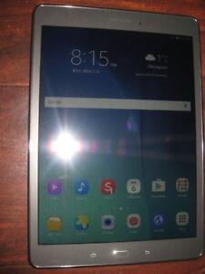 "Samsung Galaxy Tab A - 9.7"". 16GB. S Pen. HD Display. Touchscreen. Wifi. Quad Core. Android. Dual Camera. Bluetooth."
