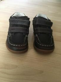 Clarks Toddler Boys Shoes, Size 5F