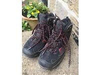 Peter Storm Walking Boots size 8