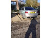 Audi a4 ABT