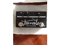 LOVEPEDAL TAP TEMPO TREMELO PEDAL MINT