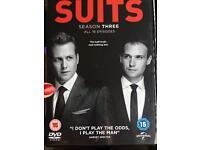 Suits Season 3. American law drama