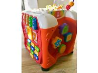 5 way Vtech Discover Cube