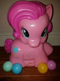 My little pony ball popper