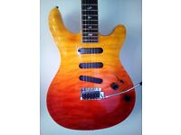 PRS 513 Copy Guitar. or Swap for Strat