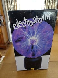 Electro storm lightning ball