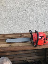 """Petrol chainsaw - 18 inch """" bar -"""