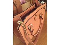 New Pink handbag