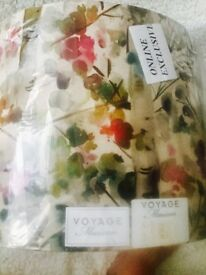 Voyage Izusa Lotus Lampshade Factory wrapped with labels RRP £90 John Lewis