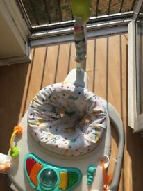 Fisher price baby bouncer jumpero