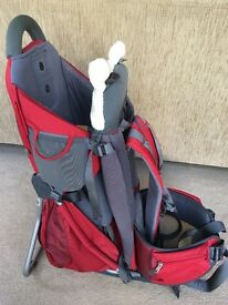 Vaude baby back carrier
