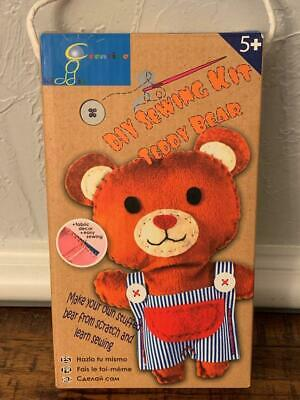 Creative Kiddie Sewing Crafts for Kids Teddy Bear DIY Kit for Boys & Girls 5-12](Kits For Kids)