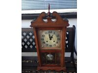 Lovely wall clock in gr8 condition