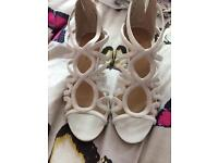 New white shoes size 3