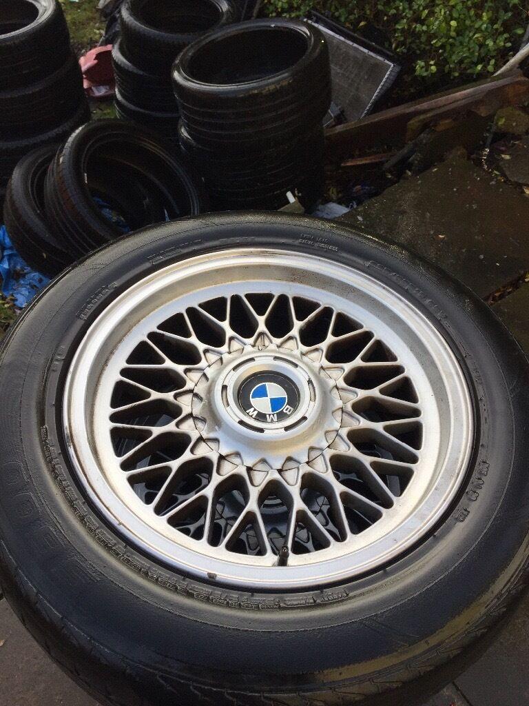 genuine bmw bbs style 5 alloys wheels in birmingham city. Black Bedroom Furniture Sets. Home Design Ideas