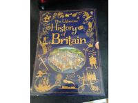 The usborne history of Britain collection sealed brand new