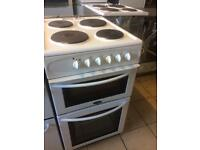 Belling electric hob cooker fully working order and comes with 1 month guarantee