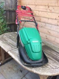 Hover mower and trimmer