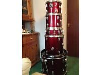 Full Adult Drum Set