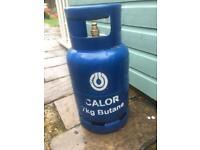 Calor 7 kilo gas bottle