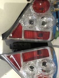 Civic type R rear lights (EP3)