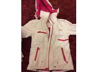 Women's Ski jacket adult size 8