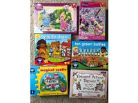 Orchard Toys and Jigsaws
