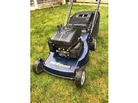 Petrol mower. Px old petrol mower considered.