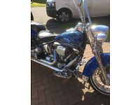 Harley Heritage Softail Custom EVO 1340
