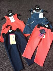 Brand new with tags marks and spencer baby bundle 6-9months
